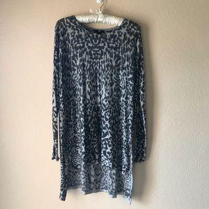 H&M Leopard Print Tunic